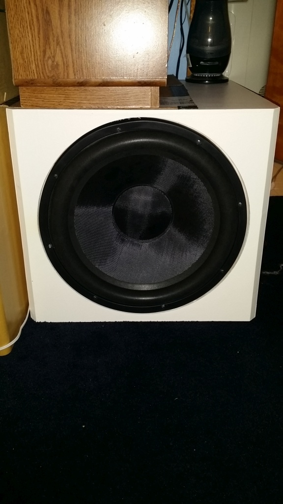 Building A Diy Sealed Subwoofer Audioholics