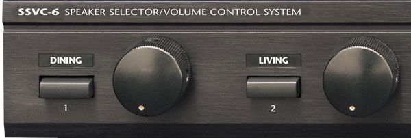 How to Use A Speaker Selector for Multi-Room Audio | Audioholics
