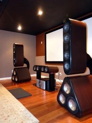 Diy Center Channel Speaker Shelf
