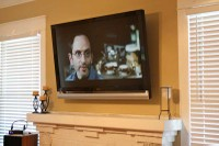 Install a TV Over Your Fireplace