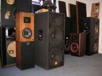 Simply Speaker Storefront with fully restored vintage speakers from JBL   Cerwin Vega  Infinity and many othersJBL Vintage Speaker Restoration Done Right by Simply Speakers  . Restoring Old Speaker Cabinets. Home Design Ideas