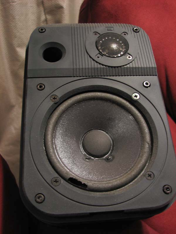 JBL Vintage Speaker Restoration Done Right by Simply