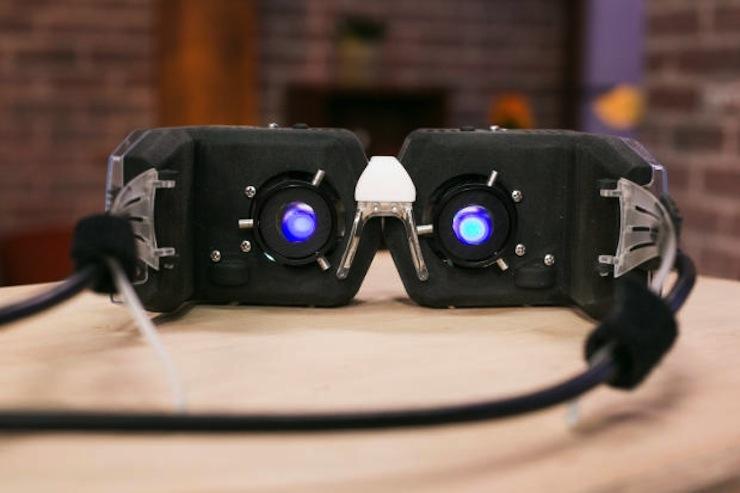 Avegant Virtual Retinal Display   Audioholics