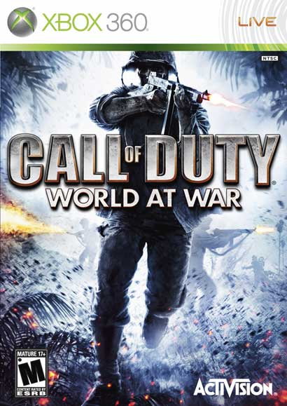 Call+of+Duty%3A+World+at+War+on+Xbox+360+