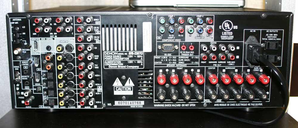 Denon Announces New Recievers Audioholics