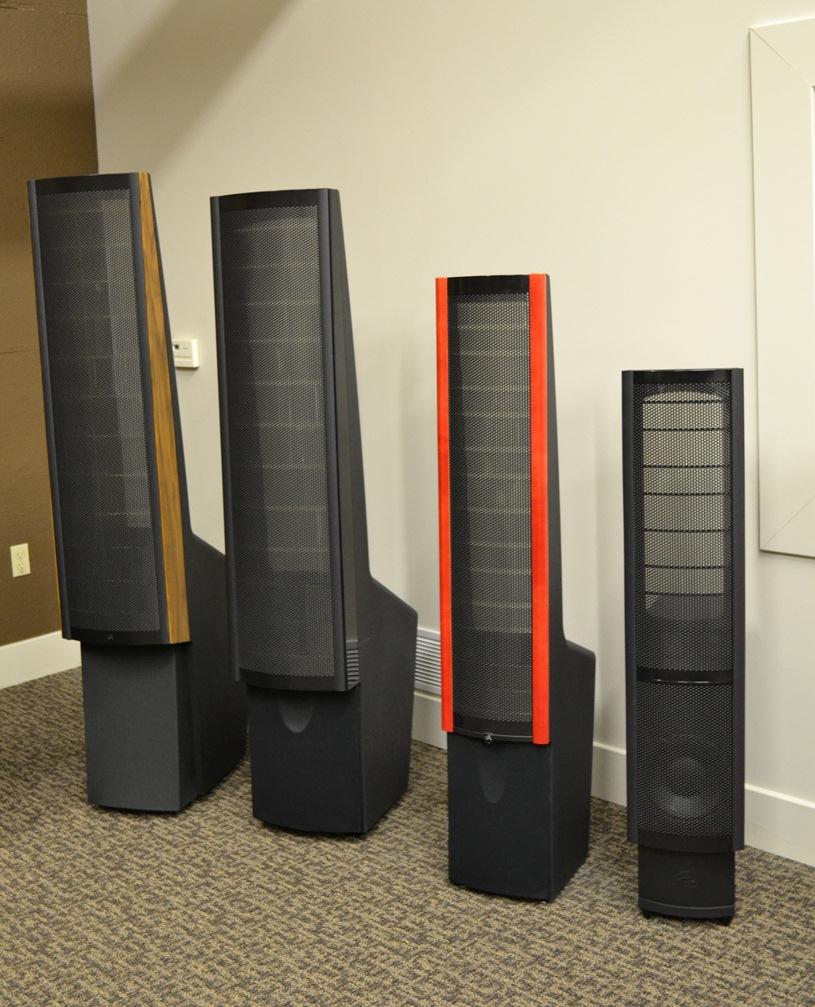 Martinlogan Interview On Electrostatic Speaker Design
