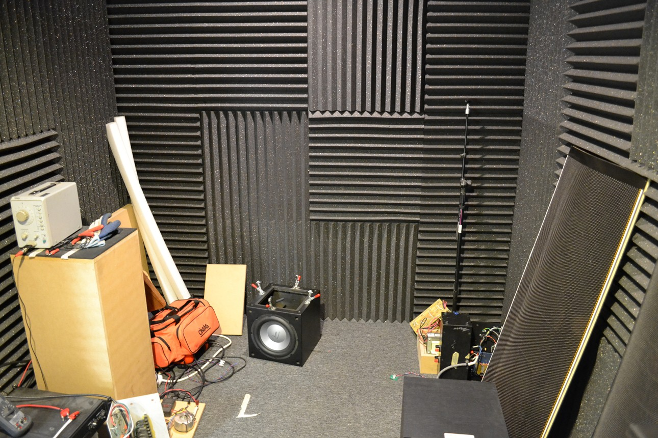 Materials To Make A Soundproof Room