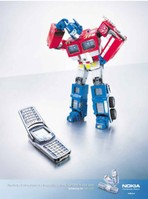 Puzzled Optimus