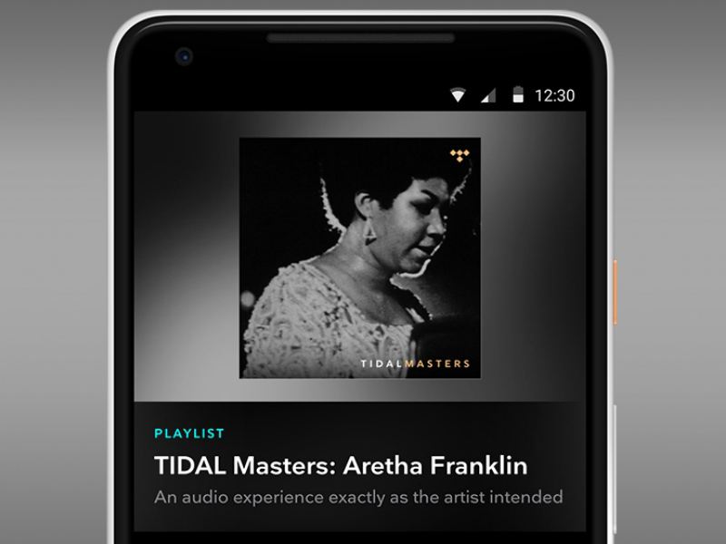 Mobile MQA Goes Mainstream Via Tidal's Android App | Audioholics