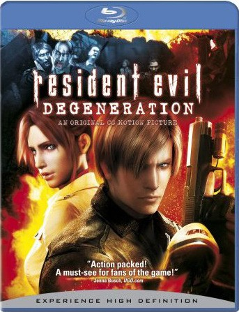 Resident Evil: Degeneration - Movie or Video Game?