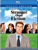 Stranger Than Fiction on Blu-ray