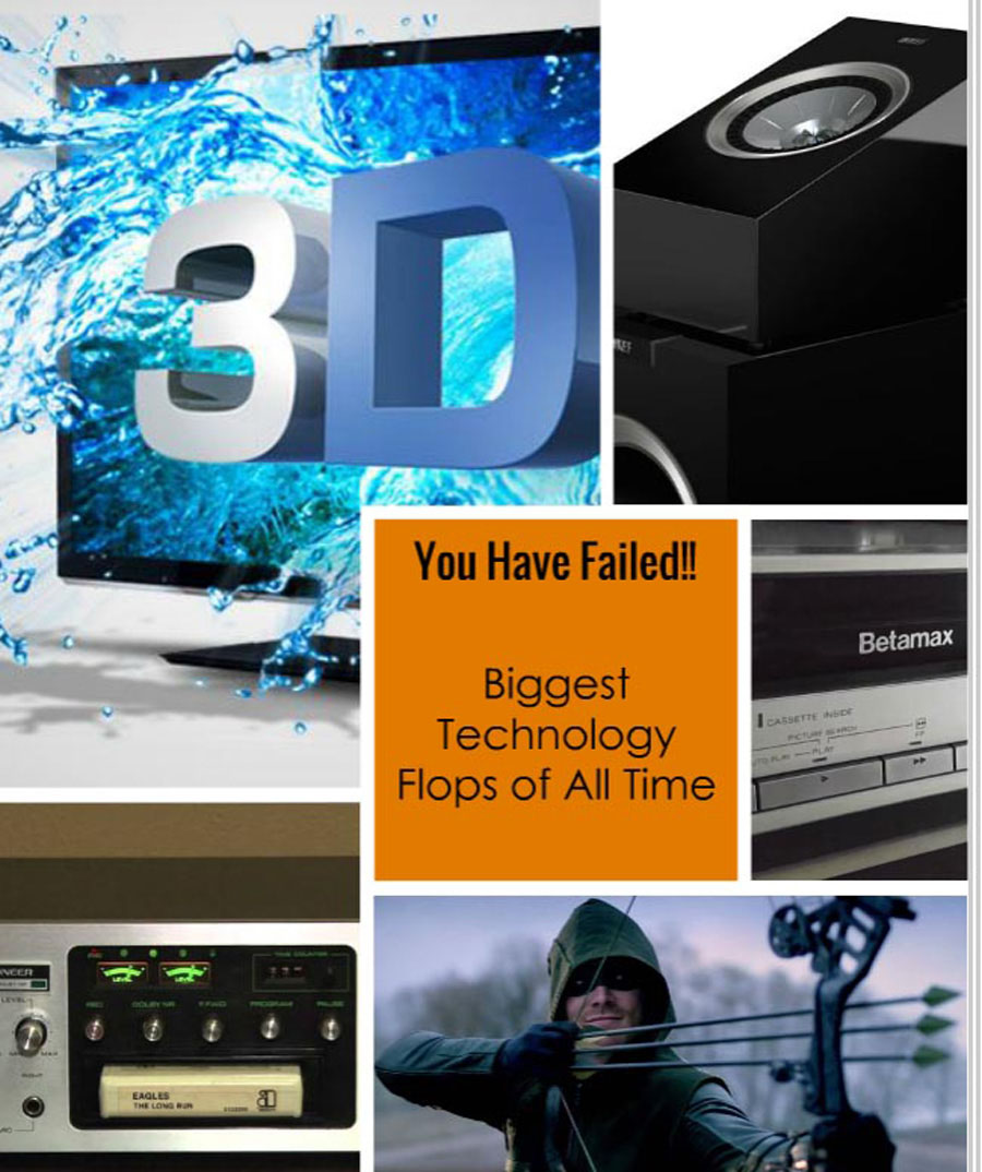 The Biggest Failures in Consumer Audio/Video Electronics History ...