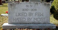 The Death of 3D TV