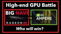 Big Navi vs Ampere