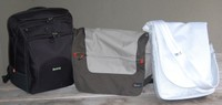 Laptop Bags from Booq, be.ez & Lowepro