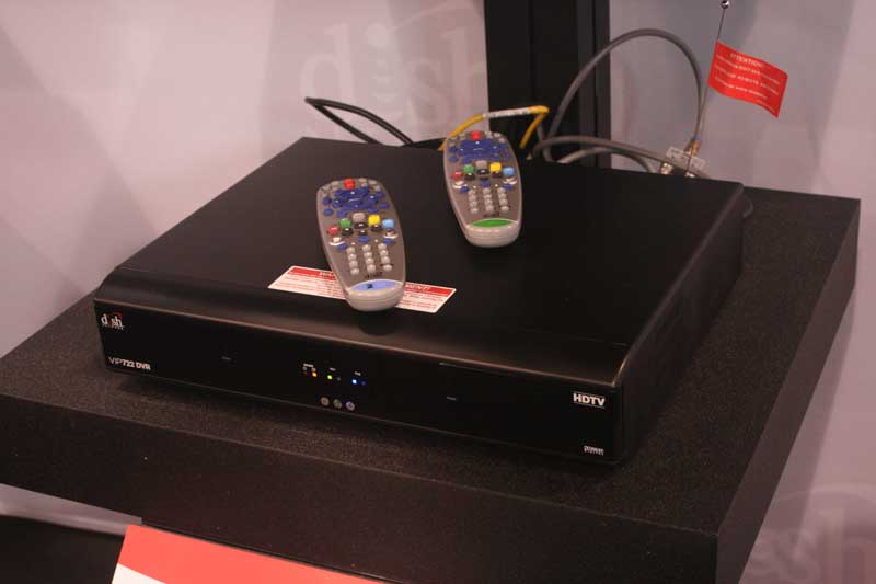 Dish Network Receivers >> Dish Network VIP 722 DVR Preview   Audioholics