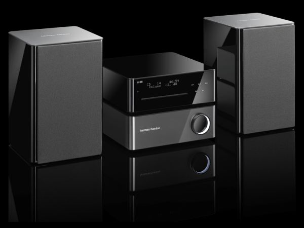 harman kardon mas 102 compact stereo system first look. Black Bedroom Furniture Sets. Home Design Ideas
