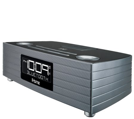 iHome iBN97 Bluetooth Clock Radio Preview | Audioholics