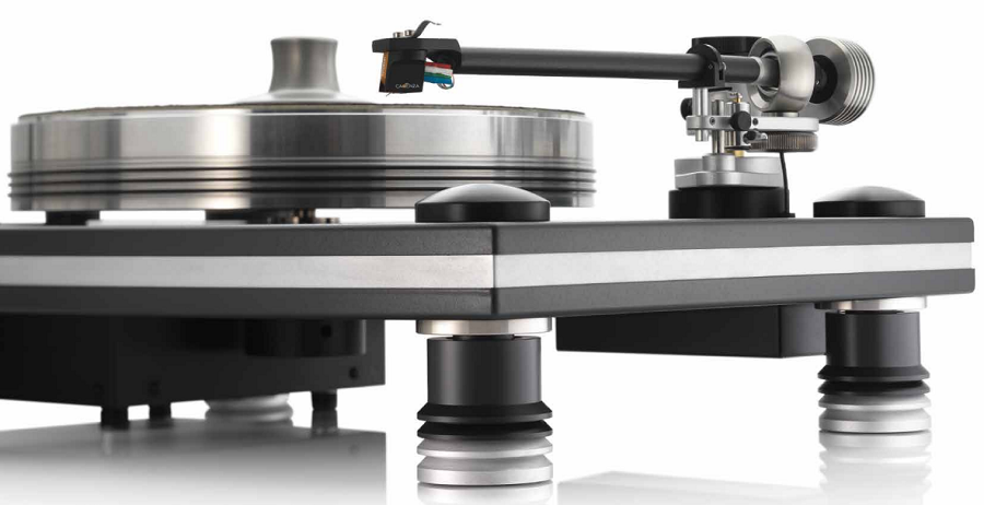 Mark Levinson № 515 Turntable Preview | Audioholics