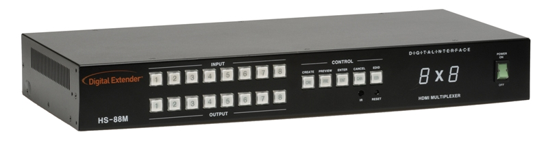 RTcom+HS-88M+HDMI+Matrix+Router