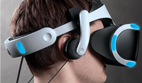 PSVR headphones