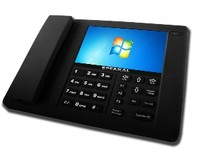 Speakal BTS8 Windows 7 Computer Phone Preview