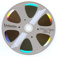 Verbatim DigitalMovie Reel DVD