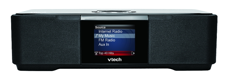 VTech+IS9181+Internet+Radio+and+More%21
