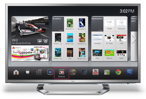 LG+Adopts+Google+TV+for+Smart+TV+Models