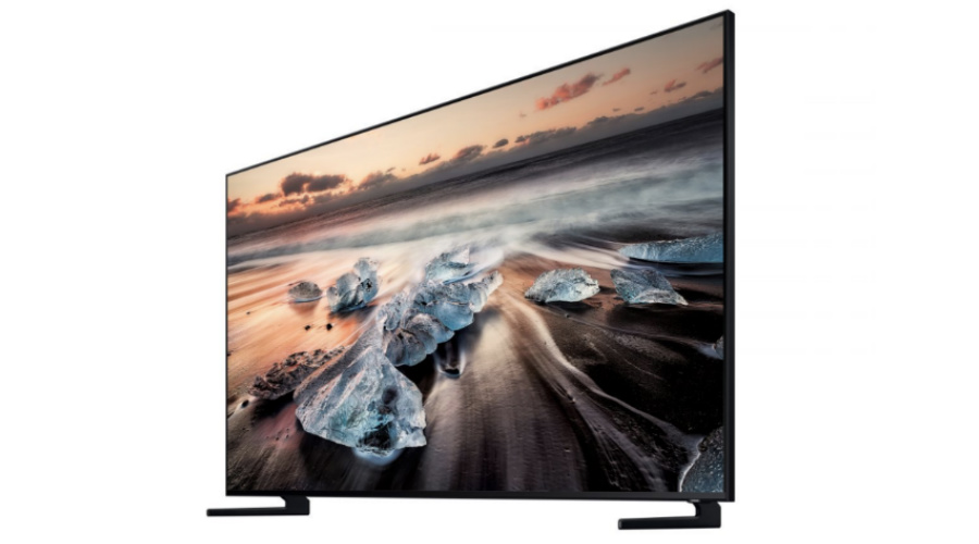 Samsung's 85-inch Q900FN 8K TV Lands In The U.S.