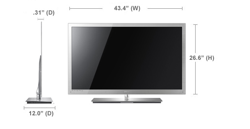 Samsung+UN46C9000+46%22+1080p+LED+3D+HDTV+Preview+