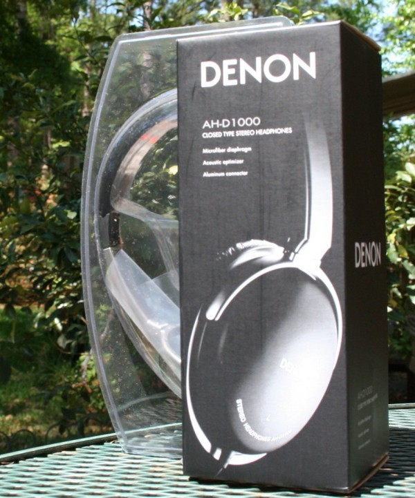 Denon AH-D1000 Headphones