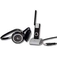 Logitech Wireless Headphones for PC