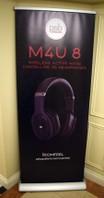 PSB M4U 8 Wireless High Performance Headphone Preview