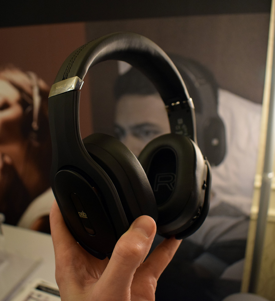 b807e4bc9fa PSB M4U 8 Wireless High Performance Headphone Preview | Audioholics