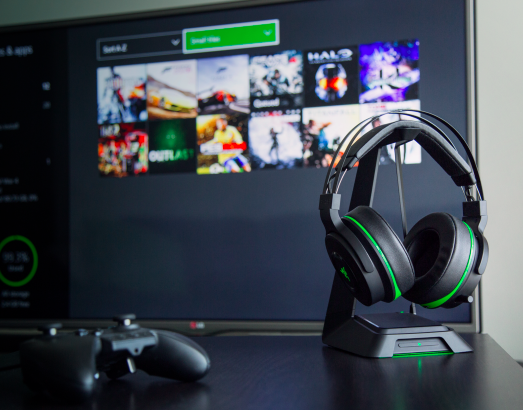Razer Unveils Thresher Ultimate Wireless Headsets For Pc Xbox One Ps4 Audioholics