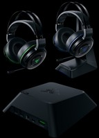 Razer Unveils Thresher Ultimate Wireless Headsets for PC, Xbox One & PS4