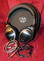 RBH Sound HP-2 Noise Isolating Headphones Review