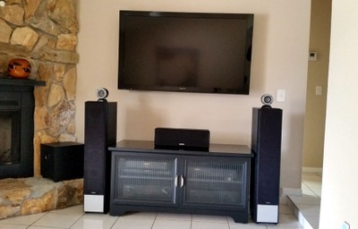 In Wall Home Theater Systems common mistakes when setting up a home theater system | audioholics