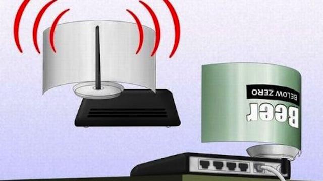TP-Link.com.ua * Просмотр темы - Wi-Fi антенны своими руками