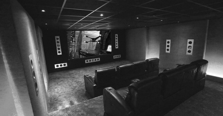 Setting Up Your Home Theater System