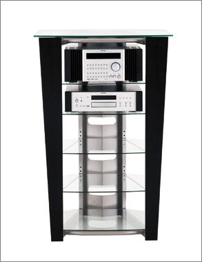 Bdi vector 9522 home theater av furniture review audioholics for Bdi home theater furniture