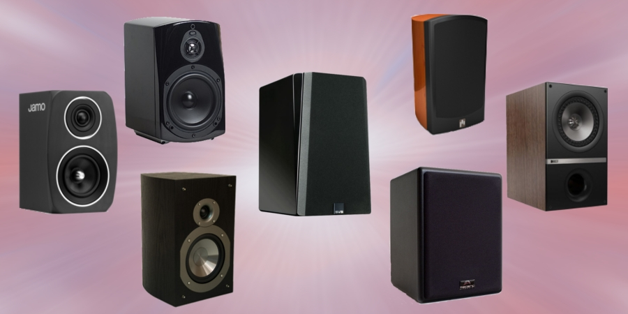 500 Bookshelf Speaker Comparison