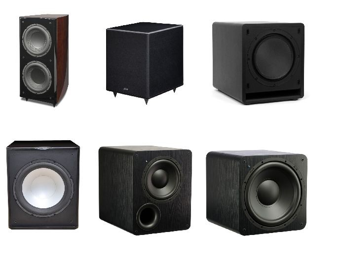 6 High Value Subwoofers For $500 Or Less