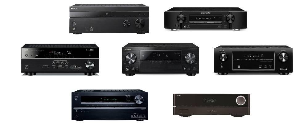 2013 Budget AV Receiver Comparison: The Best AVR for $500?   Audioholics