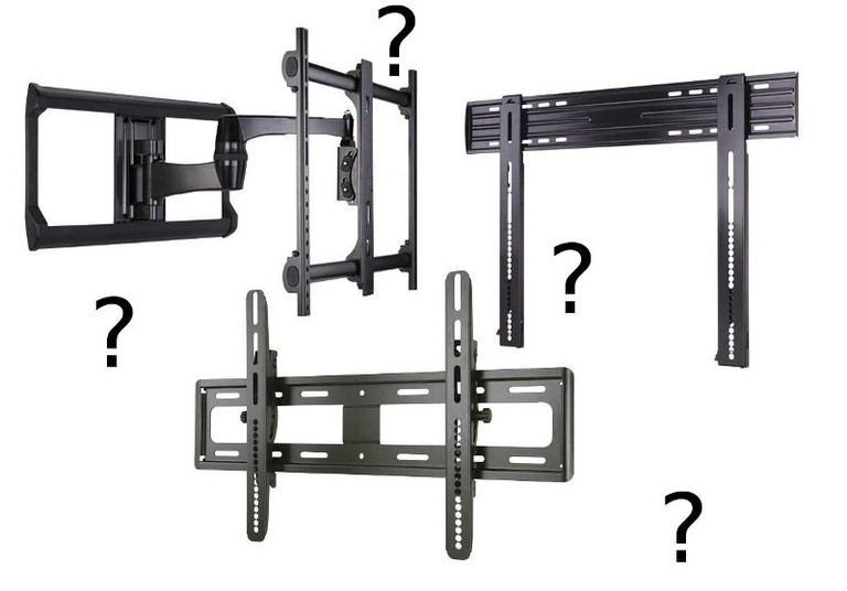 How to Choose a Flat Panel TV Wall Mount
