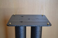 Sanus SF26 Steel Foundations Speaker Stands top plate