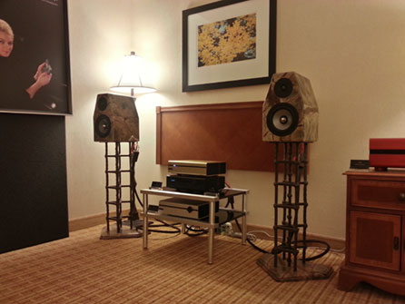 Status Acoustics Voce Fina Speakers And Speaker Stands