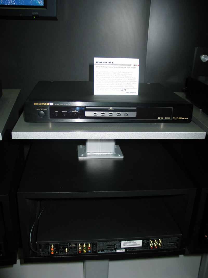 marantz dv6600 universal player audioholics rh audioholics com User Manual User Training