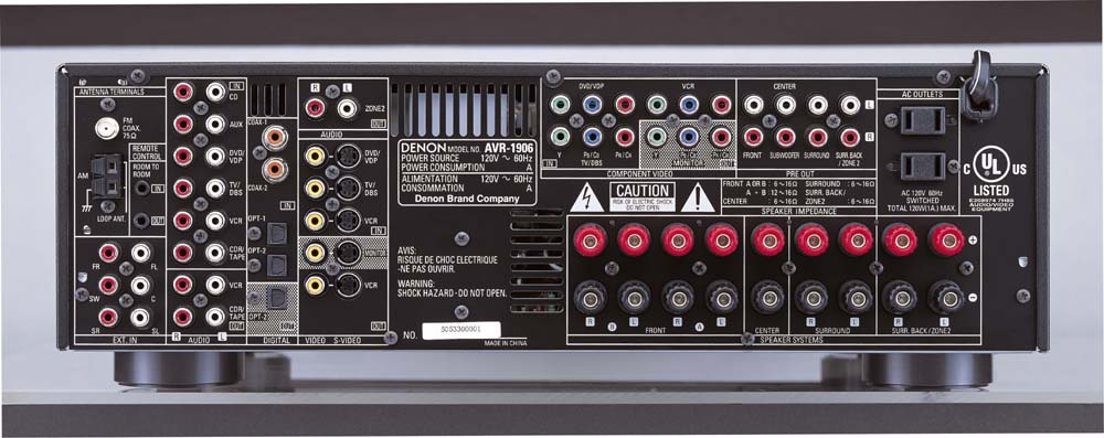 ethernet cable wiring chart new denon avr series receivers for 2005 audioholics amp wiring chart #15